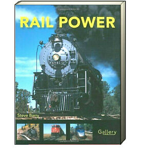 Gallery: Rail Power by Steve Barry (Paperback, Revised) History of trains
