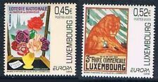 Luxembourg 2003 Mi N°1607 - 1608 - 1609 Mnh**  Poster Art in the 20's