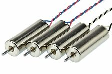 Apex RC Products 7x20mm Fast 17,900kv / 66,000rpm CW CCW Brushed Motor Set #9079