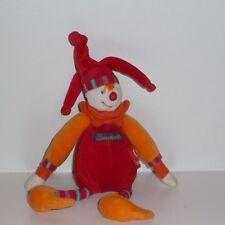 Doudou Clown Moulin Roty - Dragobert