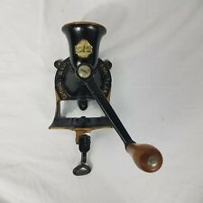 Antique Vintage Spong And Co Ltd Coffee Mill Grinder Made In England