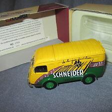 986B Corgi Heritage 70517 Renault 1000 Kgs Schneider 1:43