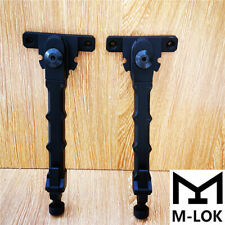 "M-L0K Bipod, Adjustable 7.5"" to 9"" Rifle Bipod for Ml0k Compatible Rail"
