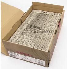 50 Binderücken STARTPAKET ~ 16-19 Plastikspiralen Set 25-28 mm ~ gemischt
