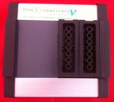 FLEX 7 Connector système fcb02v 2 Way Connection Unit Brand New dans Box