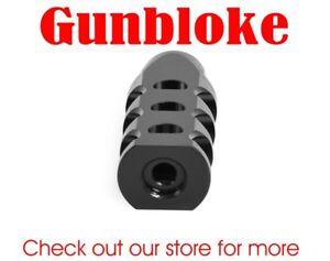 18x1mm MUZZLE BRAKE FAT-MAX2 .308 (ALL .30 calibres) TIKKA / SAKO
