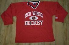 Detroit Red Wings Chris Osgood 1990's Starter Practice Jersey men's size-XL