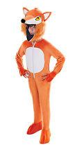 Costume Fox Big Head Bambino Costume 146cm