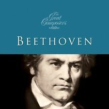 GREAT COMPOSERS, THE - BEETHOVEN NEW DVD