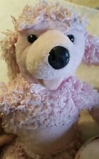 "PINK POODLE~Build-A-Bear~20"" Large~Plush Toy Stuffed Animal Retired~WORLD SHIP!"
