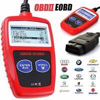 OBD2 Scanner MS309 Diagnostic Code Reader OBDII Car Data Tester Diagnostic Tool