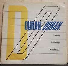 DURAN DURAN - 2 FAITH IN - THIS COLOR - 45 giri vinile stampa inglese - 1983