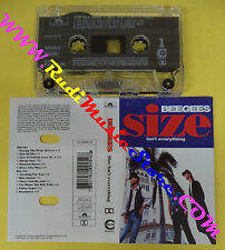 MC BEE GEES Size isn't everything 1993 holland POLYDOR 519945-4 no cd lp vhs dvd