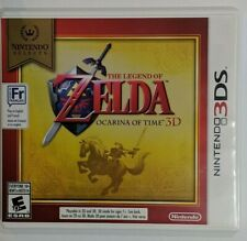***The Legend of Zelda: Ocarina of Time 3D (Nintendo 3DS, 2011)***