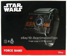 Star Wars Force Band Watch Jedi Remote Android iPhone BB-8 BB9E R2-D2 Droid MISB