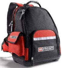 Facom POLYPROPYLENE BACKPACK 355x225x460mm With Tool Organiser, Lockable Zips