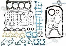 90-91 HONDA Prelude Si 2.1L B21A1 DOHC Engine COMPLETE FULL Gasket Set