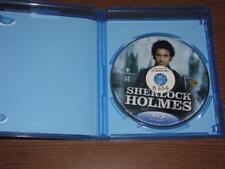 Sherlock Holmes (Blu-ray Disc, 2010, Previous Rental)