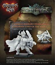 Avatars of War: Barbarian Lord of the Wargs - aow78 -Warhammer Character