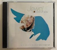 Jewel - Pieces of You CD 1995 Atlantic 82700-2 VG