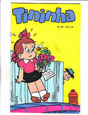 "Tinanha No 69 1972 -Brazilian Little Audrey- ""Flowers & Bee Cover! """