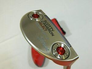 """Mint RH Scotty Cameron 16 Select Newport 3 34"""" Putter - 34 inch Putter + HC"""
