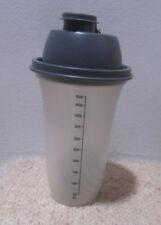 Portable Plastic Drink Mixer Protein Shaker Bottle w/ Whisk Ball 500ml Sport Gym