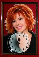 Horloge pendule star mylene farmer 15 clock uhr reloj