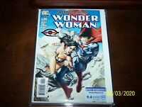 DC Comics Wonder Woman 219 1st / 2nd Print Death of Maxwell Lord 9.4 / 9.8 - C39