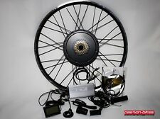 "E-Bike / Pedelec Umbausatz kit ~ 1500 W Heck Motor 28/29 "" ~ Shimano ~ Display"