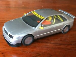 1/32 Scalextric Protec Audi A4 touring car rare metal chassis, wheels, gear