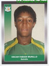 276 OSCAR MURILLO DEPORTES QUINDIO STICKER PANINI COLOMBIA PRIMERA A 2008