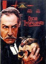 OSCAR INSANGUINATO Vincent Price Diana Rigg DVD NEW Sigillato