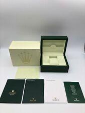 Rolex Originale Deepsea Orologio Scatola Custodia 39137.71 Piccolo Libretto Card