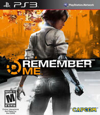 Remember Me PS3 New PlayStation 3, Playstation 3