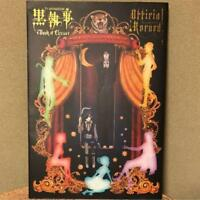 Kuroshitsuji Black Butler Book of Circus Official Record Art Book