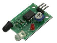 IR Obstacle Line Proximity Fire Color Sensor for Arduino Raspberry Pi 8051