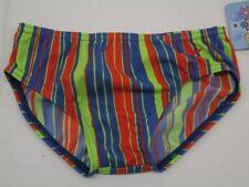 Speedo Swim Trunks Swimming Shorts Grün-rot-blau Boys Child New 8-054097075