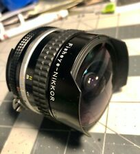 Fisheye-NIKKOR 16mm 1:2.8 Nikon Made in Japan