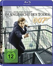 James Bond 007: IM ANGESICHT DES TODES (Roger Moore) Blu-ray Disc NEU+OVP