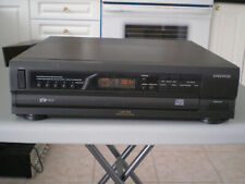 Magnavox CDC550, 5 Disc CD Player Changer, used