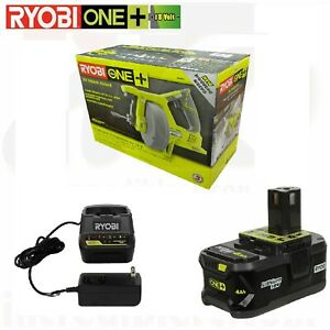 New Ryobi P4001 18-Volt Drain Auger, Clear Clogged Tub & Sink Drains Combo