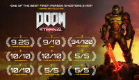 DOOM Eternal Region Free Steam Multi Activation GLOBAL PC