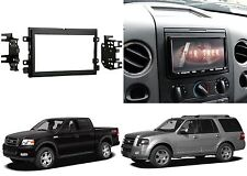 Metra 95-5812 Double DIN Installation Kit For 2004-2012 Ford Lincoln Mercury New