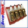 AccuSpark AC9C Performance Spark Plugs for MG Midget 1098/1275 X4