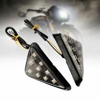 Motorcycle LED Turn Signals Light Indicators Blinkers 4 Honda CBR 600 F4i 04-06