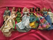 💕Bundle Of Rare DIsney Cinderella Dolls All 8 Highly Collectible MUST SEE!💕