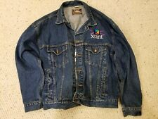 Retro Jean Jacket XL with Xtant logo