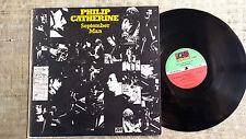 Philip Catherine – September Man - -  LP  Atlantic – 40 562