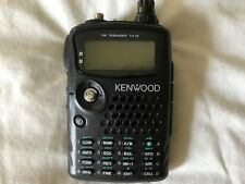 Kenwood TH-F6A Barely Used. Excellent Condition. 144/220/440 Triband Radio 5W